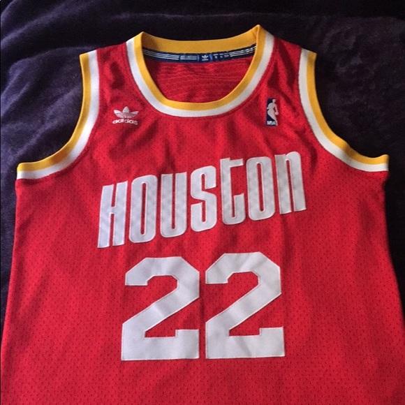 on sale 8cd08 2c695 Authentic NBA Clyde Drexler jersey